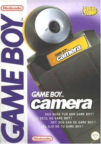 Nintendo Yellow Game Boy Camera (Game Boy Camera)