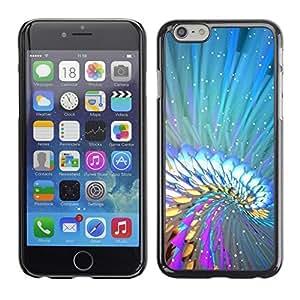 ka ka case unique design personality Abstract Colors - iPhone 6 Plus 5.5