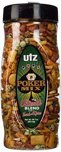 (Utz Poker Mix Barrel, 23 Ounce)