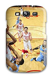 6080329K400696829 houston rockets basketball nba (36) NBA Sports & Colleges colorful Samsung Galaxy S3 cases