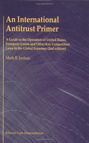 International Antitrust Primer