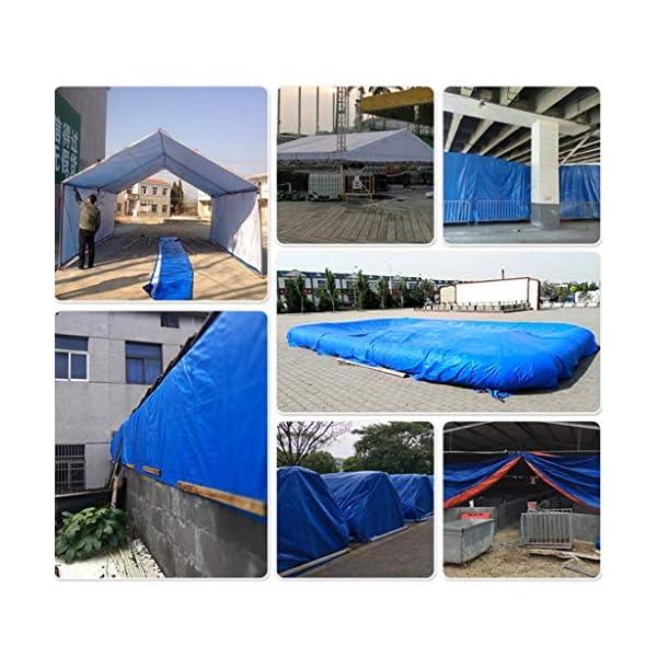 Telo di copertura antipioggia per esterni, multiuso, copertura per tenda, telo impermeabile, tenda da campeggio… 7 spesavip