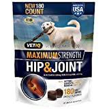 VetIQ Hip & Joint Chews for Dogs, 180 ct.