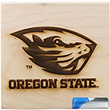 Clearsnap Wood Mount Rubber Stamp, Oregon State University