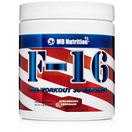 MB Nutrition F-16