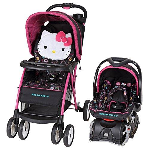 Baby Trend Travel System Stroller Daisy - 1