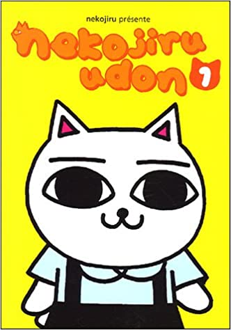 Image result for nekojiru udon cover