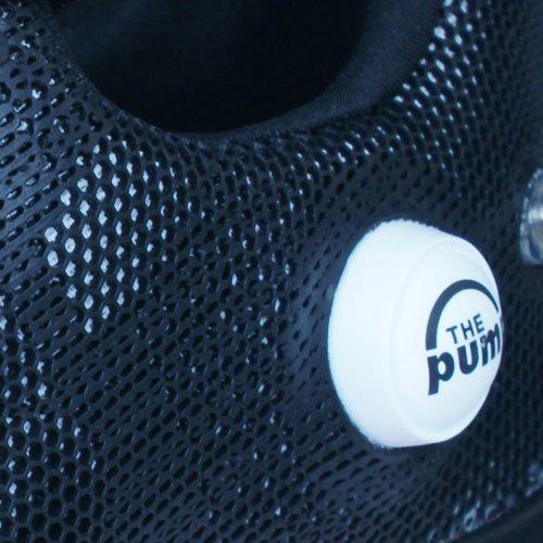 De Black Femme Course Pour Chaussures Reebok Fusion Pu Zpump q7wSxp