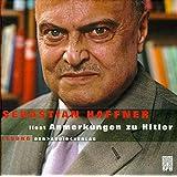 Anmerkungen zu Hitler. 4 CDs