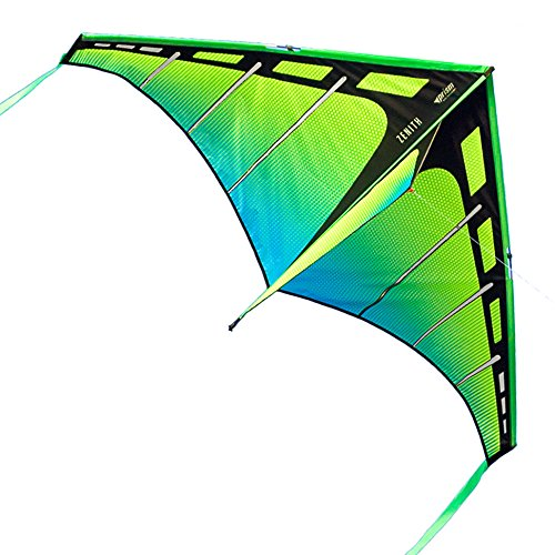 Prism Kite Technology 5ZENG Zenith 5 Single Line Delta Kite, Aurora