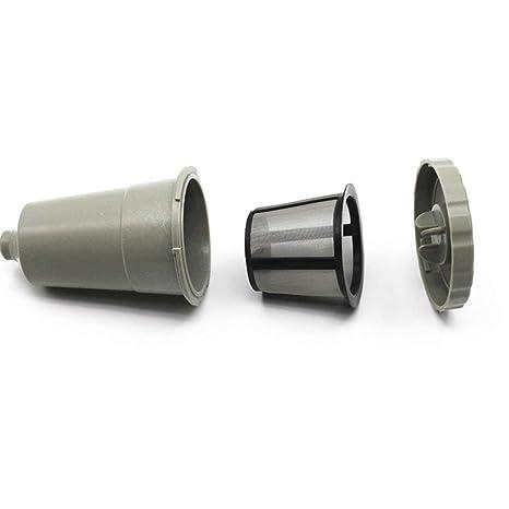 KinshopS - Filtro de malla de acero inoxidable reutilizable ...