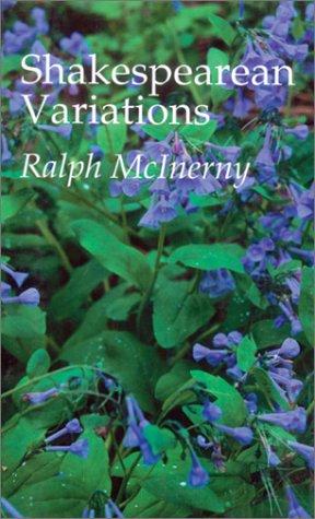Download Shakespearean Variations pdf epub