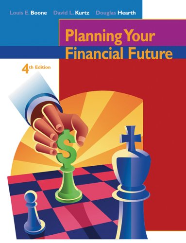 Planning Your Financial Future (with Xtra! Access and Stock-Trak Coupon)