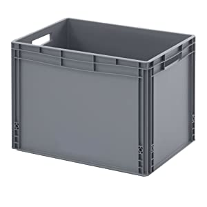 Euro Container - 400 x 300 x 320mm 30L (Euro Stacking Container)