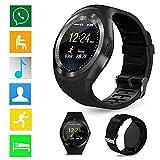 Cheap Unisex USB Bluetooth Smart Wrist Watch Mobile Phone Pedometer Smart Wrist Watch