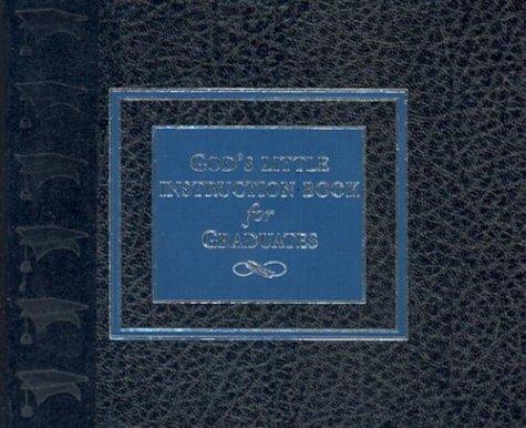 Download Gods Little Instruction Book for Graduates (God's Little Instruction Books) pdf