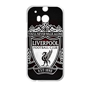 SANLSI Liverpool F.C. Cell Phone Case for HTC One M8