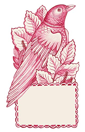 Hester & Cook Lovebird Table Accent Place Cards, Set of 12