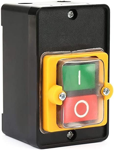 Switch Push Button Ac 220 V 380 V 10 A On Off Push Button Switch In Mechanical Textile Machines Baumarkt