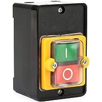 Interruttore macchinari, AC220V / 380V 10A ON/OFF ondoordringbaar pulserend Interruttore utilizzato in macchinari…