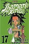 Shaman King, tome 17 : La technique du fumon tonkô par Takei