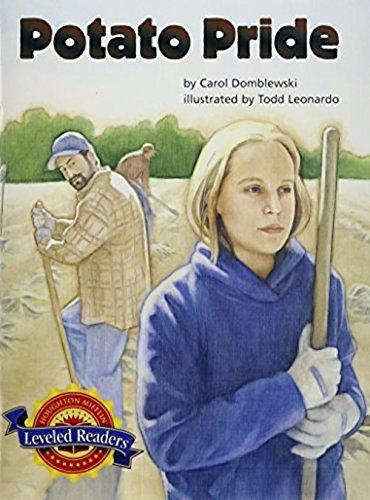 Read Online Houghton Mifflin Reading Leveled Readers: Level 4.6.1 On Lvl Potato Pride ebook