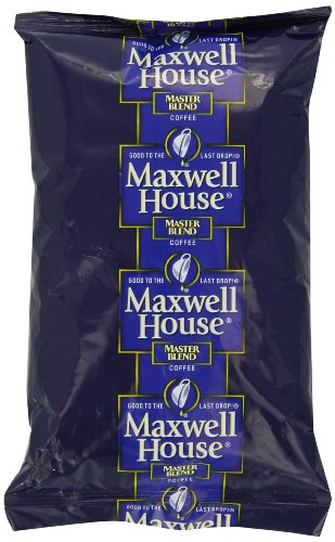 - Maxwell House Master Blend Ground Coffee (10 oz Bags, Pack of 3)