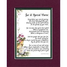 A Gift Present Poem For A Special Nurse #166, Graduation From Nursing School.