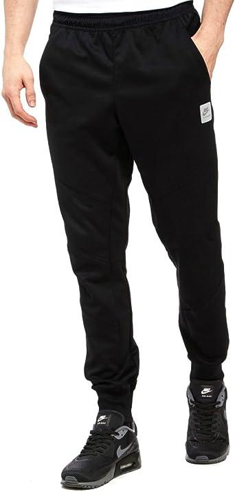 Nike Mens Black Air Max Poly Taper Fit