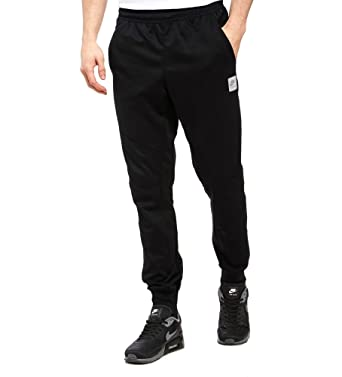 49a73e47 Nike Mens Black Air Max Poly Taper Fit Track Pants [832344] (XL ...