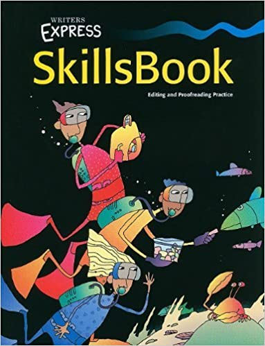 Writers Express: SkillsBook: Editing and Proofreading Practice by Dave Kemper (March 21,2000)