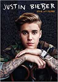 Justin Bieber Official 2017 A3 Calendar: Amazon.es: Danilo