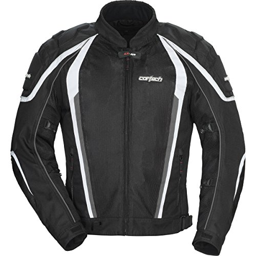 Cortech GX Sport Air 4.0 Adult Mesh Road Race Motorcycle Jacket - -