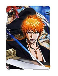 Hot Style Dzeeve-2873-ugtchjb Protective Case Cover For Ipad2/3/4(anime Bleach) For Thanksgiving Day's Gift