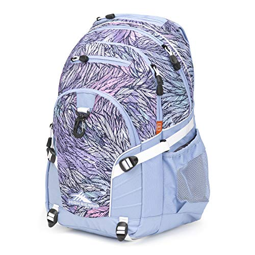High Sierra Loop Backpack Feather Spectre/Powder Blue