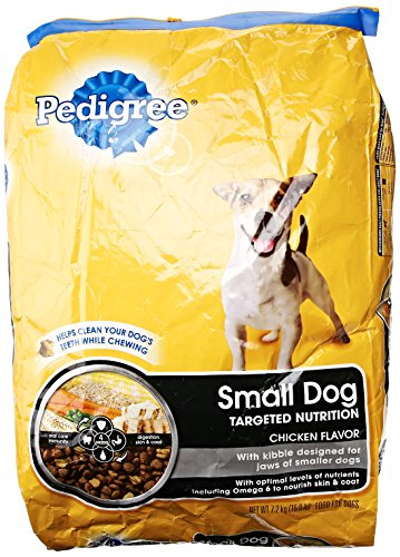 Pedigree Small Breed Original Dog Food, 15.9 lb
