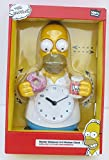 "The Simpson, 3D motion wall clock, size 8"" x 4"" x 15"", Kids gift."