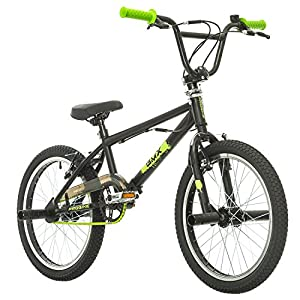 Multibrand, PROBIKE BMX 20, V-BRAKE, 20 inch,270 mm, Unisex, 360 degree handlebar, single speed