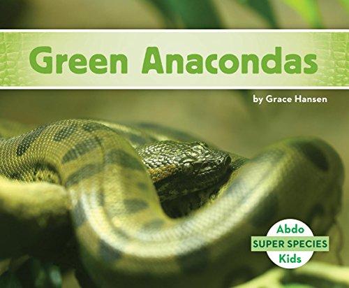 Green Anacondas (Super Species)
