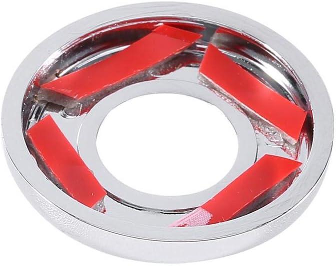 Cerchio luminoso lucchetto per porta copriforo cromato per Journey Compass 2007-2015