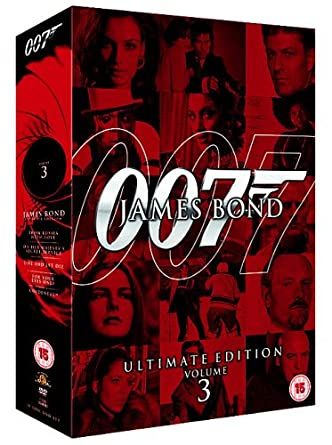 Covers. Box. Sk::: james bond ultimate edition 05 you only live.