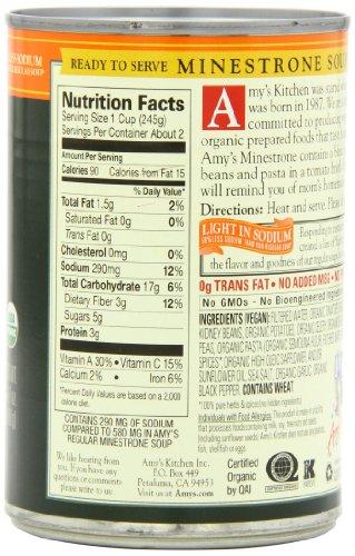 Buy low sodium soups