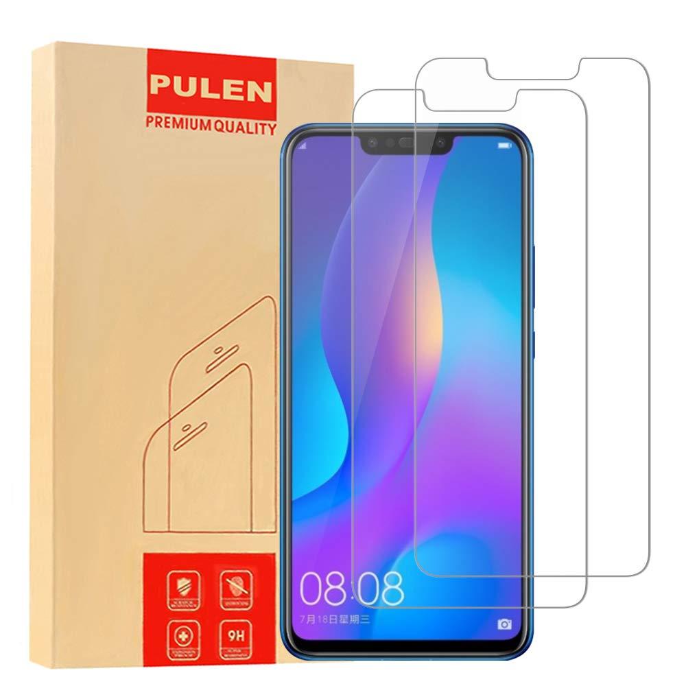 Vidrio Templado Para Huawei P Smart Plus 2018 [2 Un.] PULEN