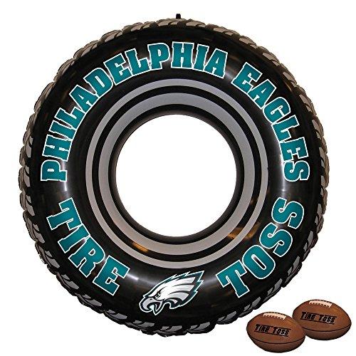 tire toss game - 2