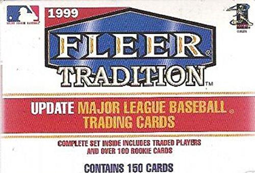 Tradition Baseball 1999 Fleer Update - 1999 Fleer Tradition Update Baseball Factory Set