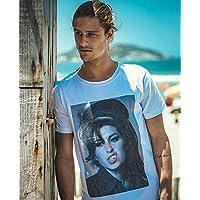 Camiseta Amy Winehouse Strip Me