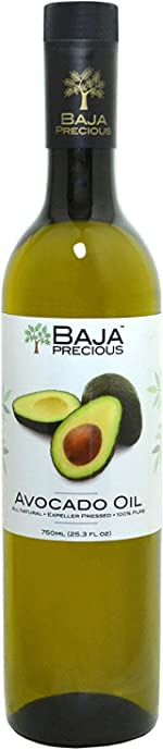 Baja Precious - Avocado Oil, 750ml (25.3 Fl Oz)