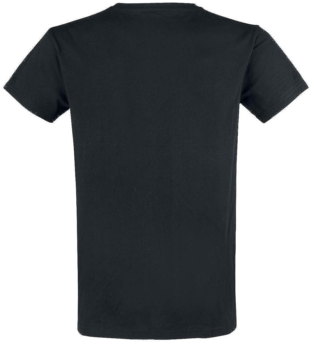 Black Premium by EMP Rebel Soul T-Shirt schwarz