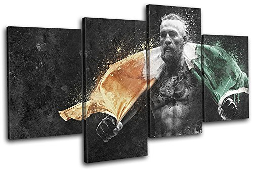 Bold Bloc Design - Conor McGregor UFC MMA Irish Flag, used for sale  Delivered anywhere in USA