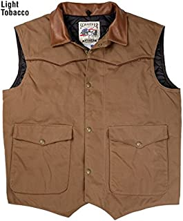 product image for Schaefer Cattleman Vest Black